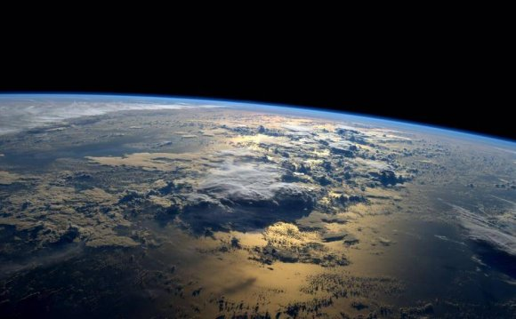 An Astronaut s View from Space