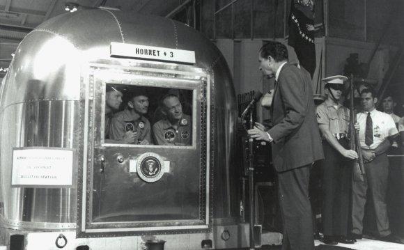 Apollo 11 Welcome