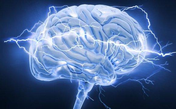 Brain produces electricity