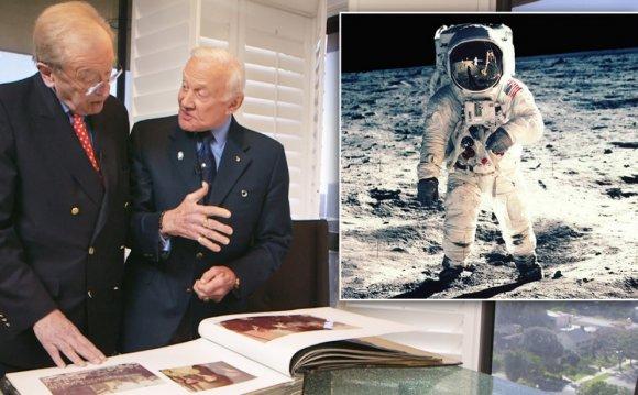 Buzz Aldrin: Neil Armstrong