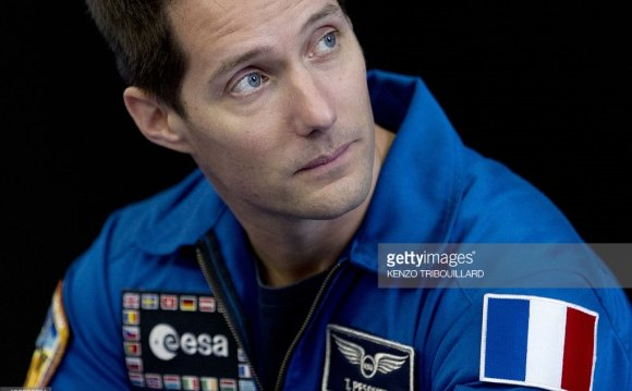 (ESA) French astronaut