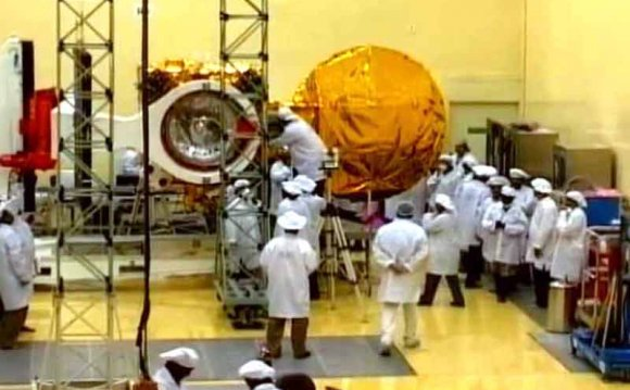 Video : Mangalyaan Completes 6