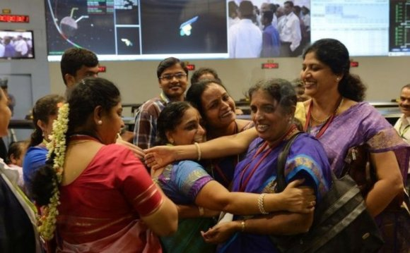 India s Mars mission: Picture