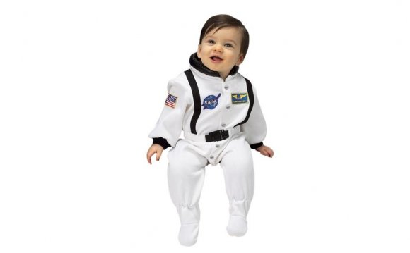 NASA Jr. Astronaut Suit