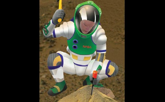 Astronaut Bio-Suit System for
