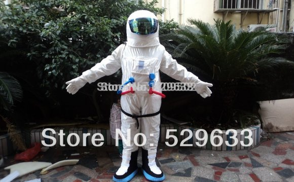 High Quality Space suit Adult