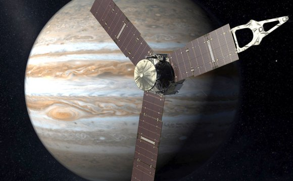 Juno will use triple rows of