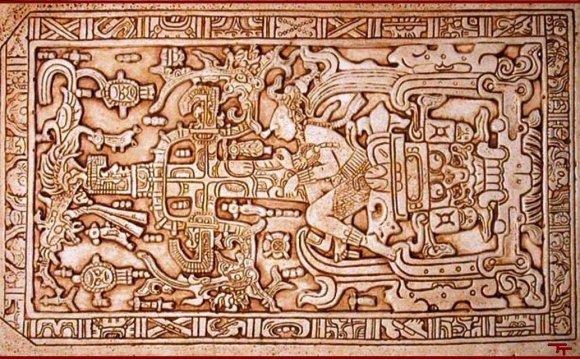 THE AZTEC ASTRONAUT
