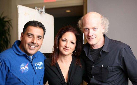 Astronaut Jose Hernandez