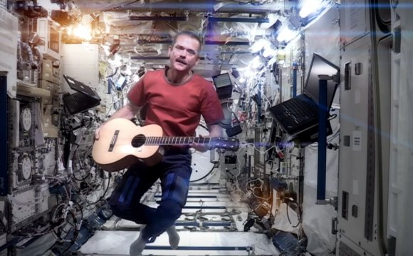 David Bowie astronaut song