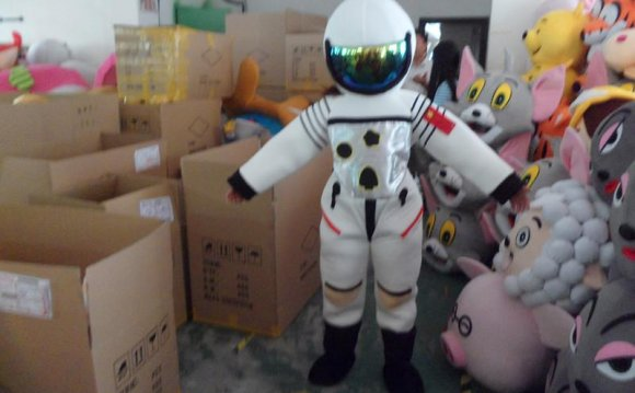 Astronaut space Suit Costume