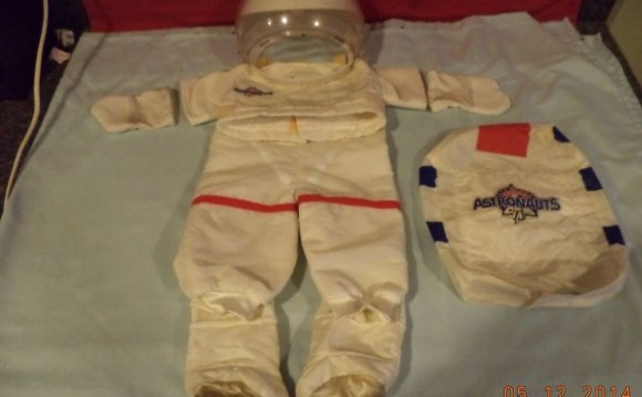 Cabbage Patch astronaut