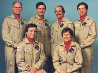 Canadian Space Agency Astronaut Corps, 1983.