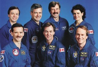 Canadian Space Agency Astronaut Corps,  1998.