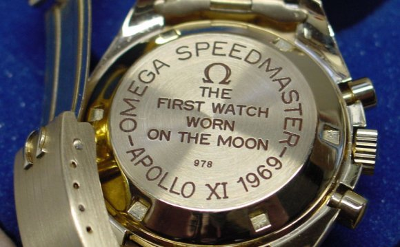 Omega astronaut watch