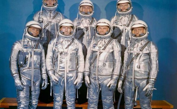 First American Astronauts