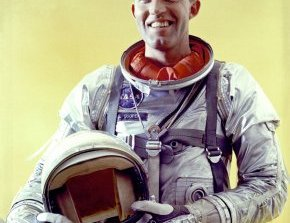 Gordon Cooper: Record-Setting Astronaut in Mercury & Gemini Programs