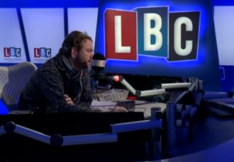 LBC presenter wipes the floor with man who claims there are 'no black astronauts'