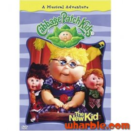 The Cabbage Patch Kids New Kid DVD