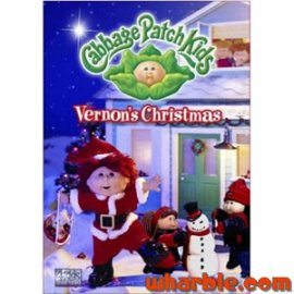 The Cabbage Patch Kids Vernon's Christmas DVD