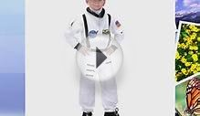 AEROMAX - NASA Jr. Astronaut Suit White Toddler/Child