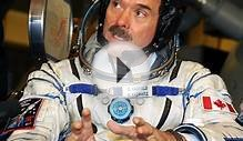 Astronaut Chris Hadfield In Love With Space And His Omega