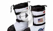 Astronaut Space Child and Adult Boots-AEABT