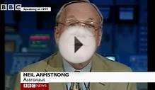 BBC News US astronaut Neil Armstrong dies, first man on Moon