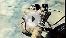 Ed White first spacewalk, original audio