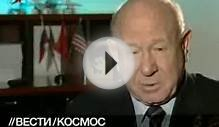 First Man to Walk in Space: Alexei Leonov March 18, 1965