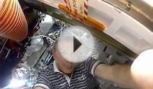 HD GoPro Footage of Astronauts Spacewalking outside ISS