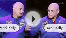 Identical Twin Astronauts to Test Effects of Long Term