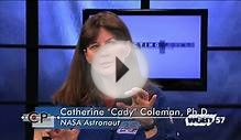 "NASA Astronaut Catherine ""Cady"" Coleman 