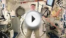NASA Astronaut Pays Tribute to Scientist on Bagpipes