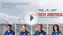 NASA Names Four Astronauts To Join First Commercial Space