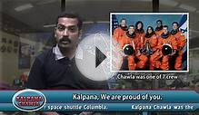 Spoken English : Kalpana Chawla