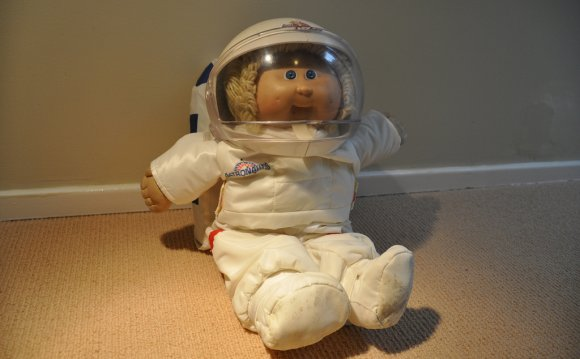 Astronaut Cabbage Patch Kids